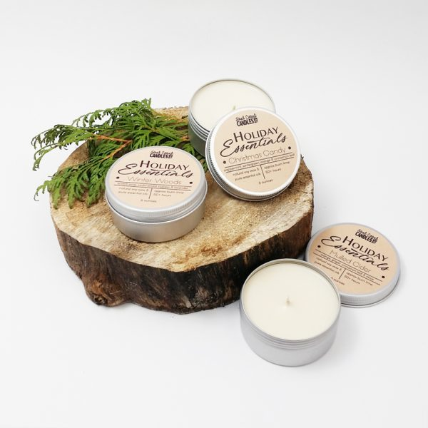 Natural Essential Oil Candles Wholesale